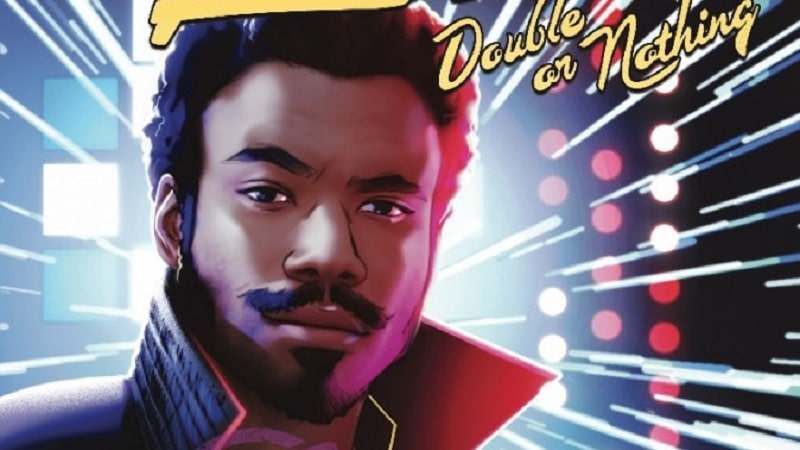 Lando Double or Nothing: il fumetto Star Wars in Italia con Panini Comics