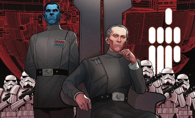 Star Wars Thrawn 4, leggi le tavole in anteprima del fumetto Marvel
