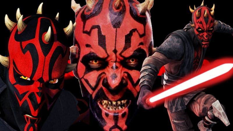 darth maul migliori video combattimenti duelli scontri star wars