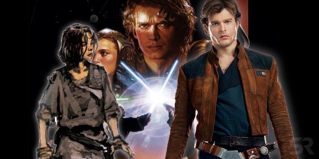Han Solo: previsto un cameo in Star Wars Episodio III. L'immagine e le origini stravolte