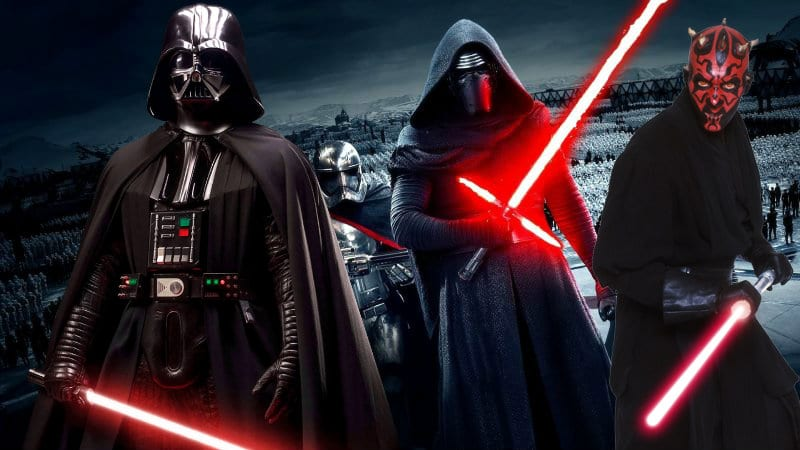 star wars episodio ix kylo ren darth vader darth maul star wars disney Star Wars Electronics Arts