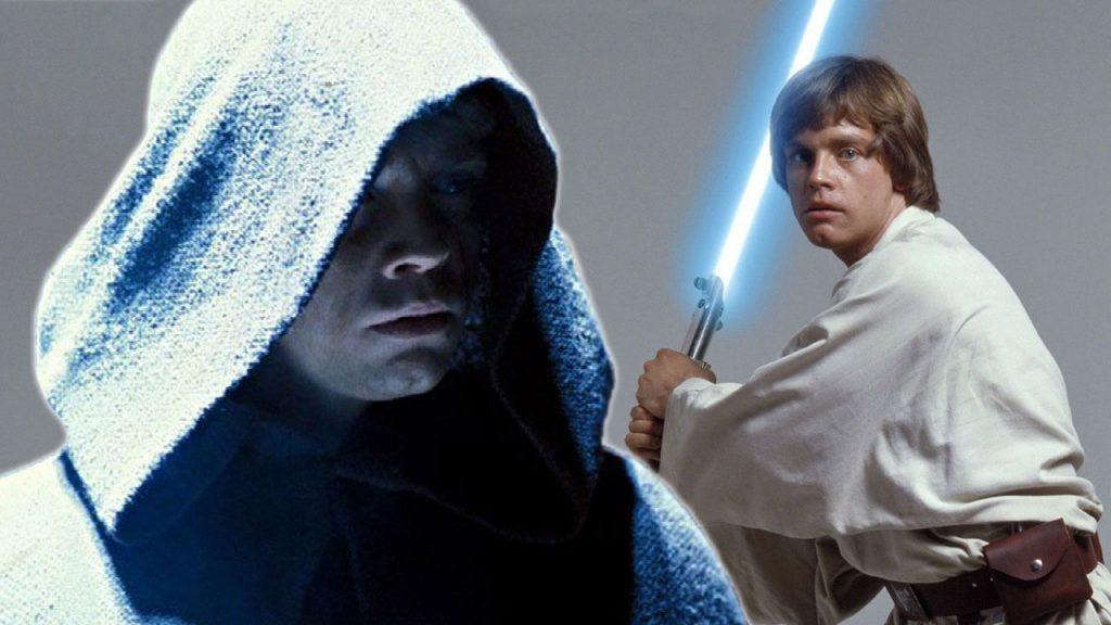 Luke Skywalker giovane in Star Wars: Il Risveglio della Forza? La strana foto