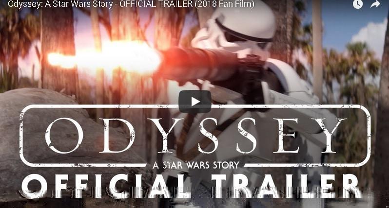 odyssey star wars story trailer
