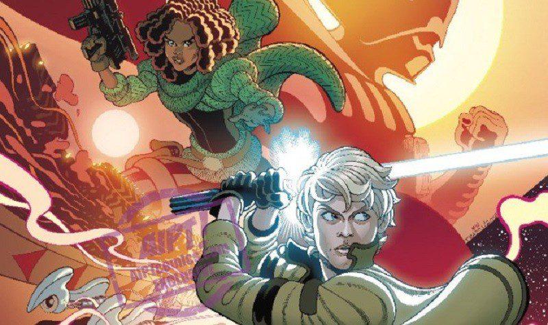 Star Wars Annual 4: online le tavole in anteprima dello speciale Marvel