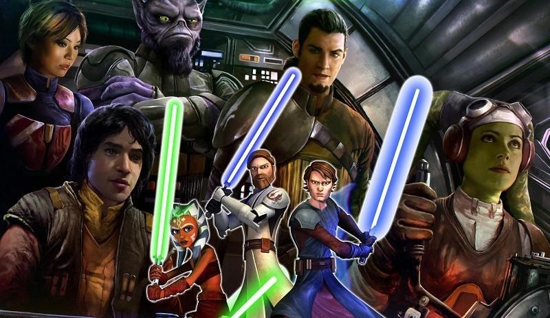 Star Wars Celebration: annunceranno nuove serie animate? La risposta su Twitter