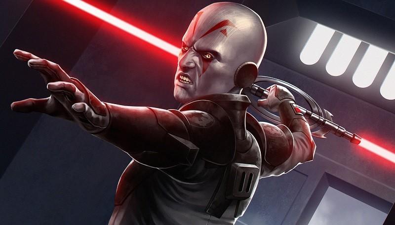 Star Wars: l'Imperatore Palpatine rivela l'Inquisitorio. Le origini del Grande Inquisitore