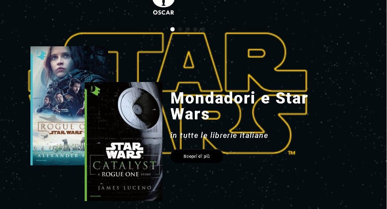Star Wars Libri: Mondadori ufficializza nuovi romanzi e volumi a fumetti con un comunicato stampa