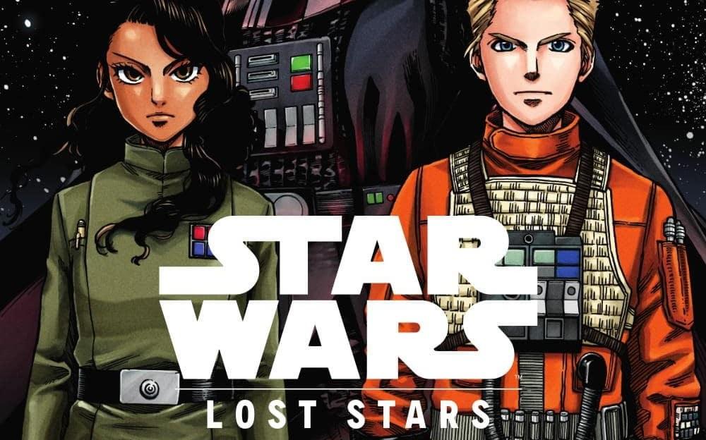 Star Wars Lost Stars, leggi l'anteprima del nuovo manga