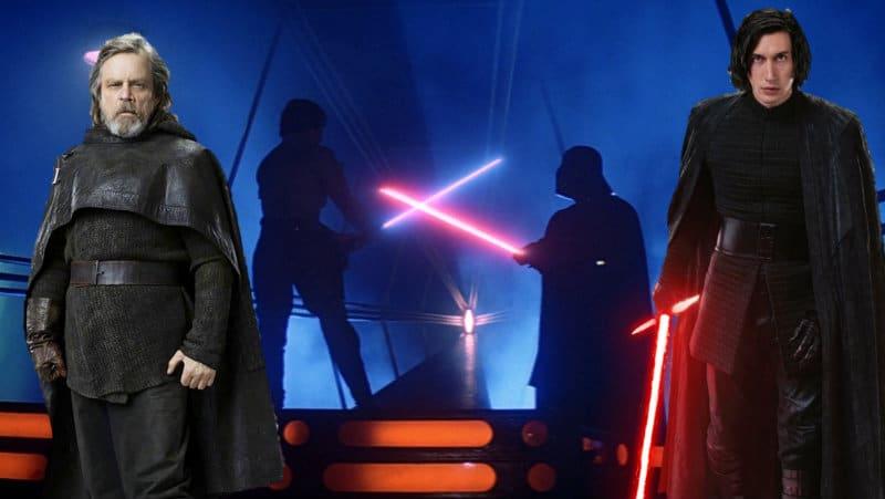 Star Wars: ecco perché Luke salva Darth Vader e si arrende con Kylo Ren