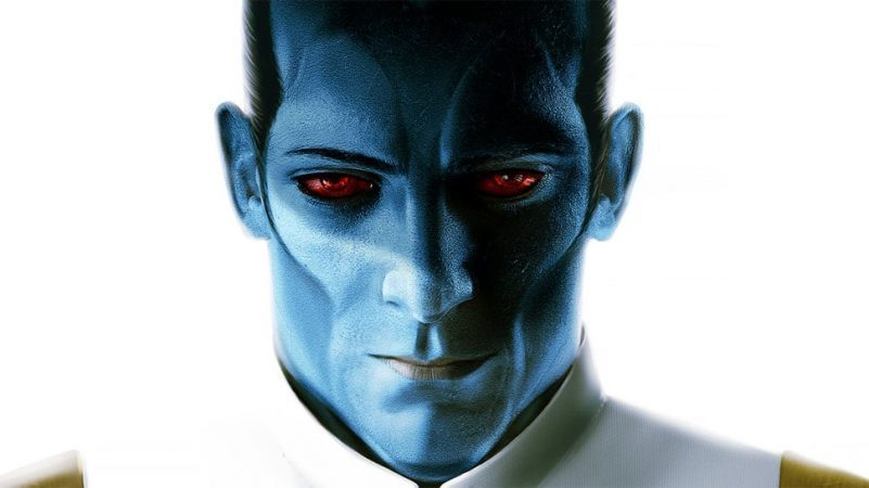 Star Wars: Thrawn spinoff live action film Matt Martin