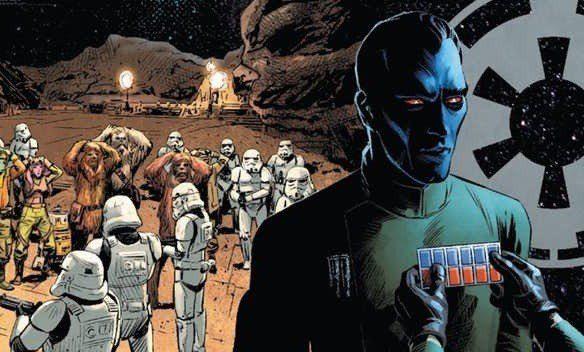 Star Wars: Thrawn – Ecco come è diventato Grande Ammiraglio