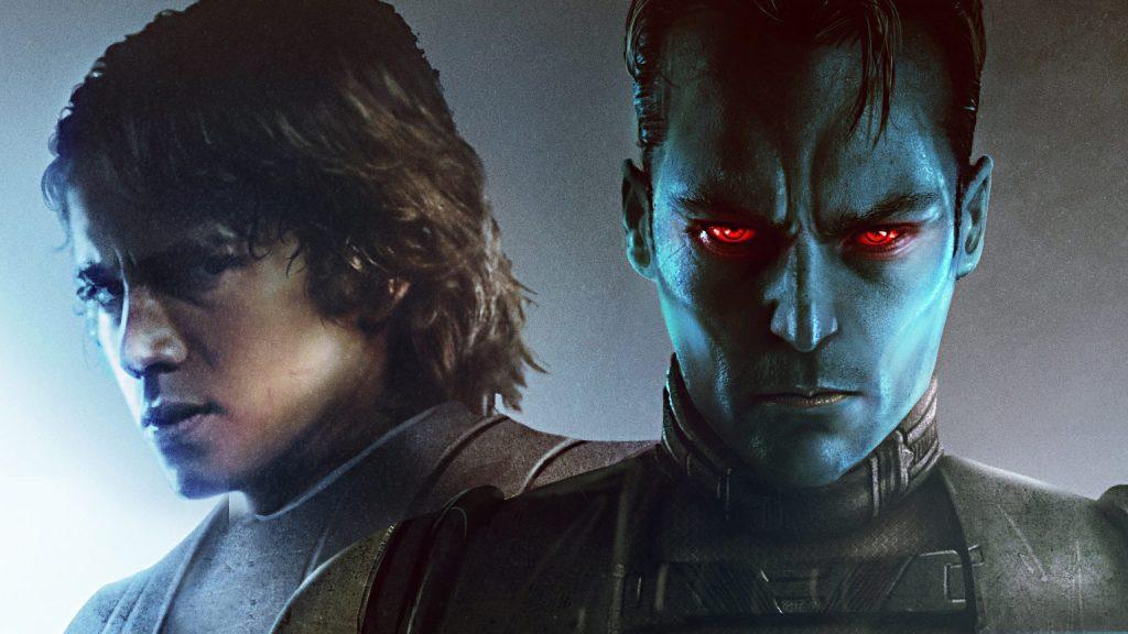 Anakin incontrò Thrawn. Lo rivela un estratto del nuovo libro Alliances (Star Wars)