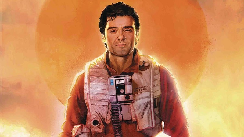 Star Wars Poe Dameron Annual 2 affidato all'italiano Andrea Broccardo