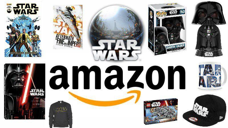 meet c8f5a d4702 Star Wars Negozio Online - I migliori prodotti da comprare ...