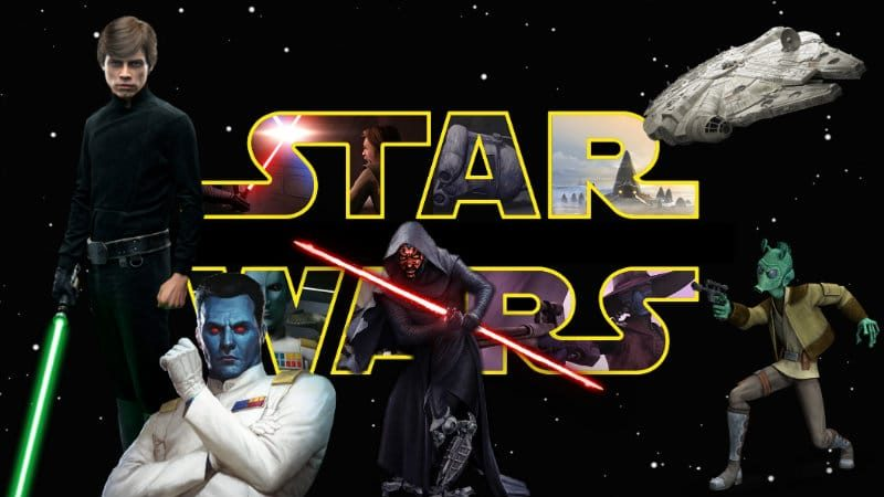 A Star Wars story serie tv