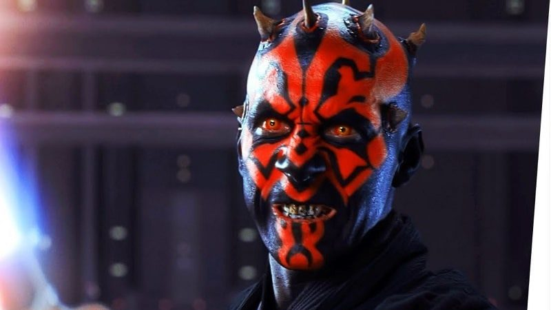 Star Wars darth maul vivo sopravvissuto episodio i minaccia fantasma rebels star wars the clone wars ray park