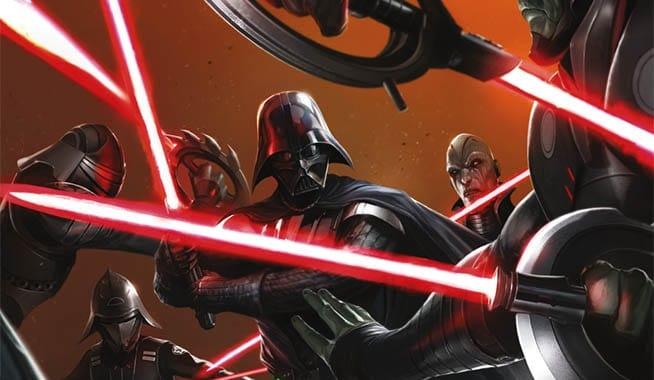 Darth Vader 35, tutto sul nuovo fumetto Panini Comics (Star Wars)