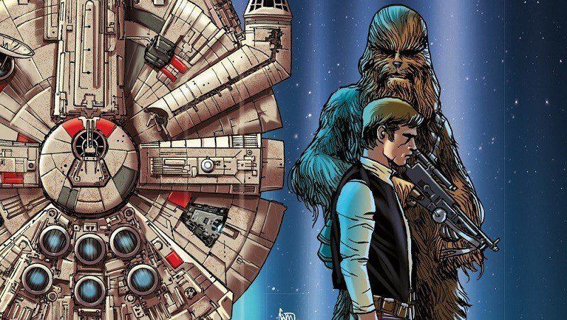 Han Solo e Chewbacca, recensione del volume Mondadori (Star Wars)