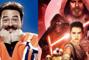 """Kevin Smith: """"Ecco perché mi emoziono per gli Avengers e Star Wars""""."""