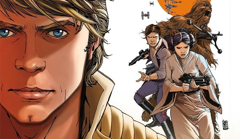 Star Wars – Le avventure di Luke Skywalker di Oscar Ink (recensione)