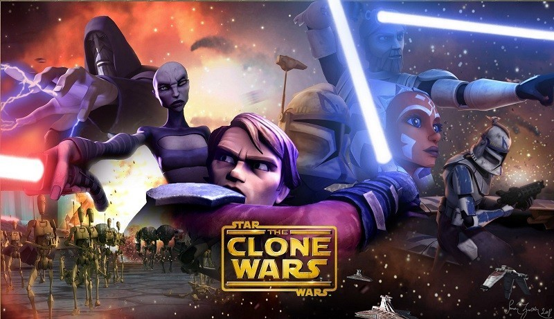 star wars the clone wars canone george lucas dave filoni