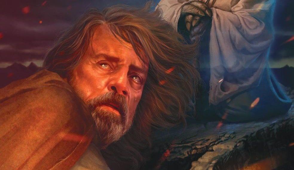 Star Wars The Last Jedi 4, le tavole in anteprima dell'adattamento a fumetti Marvel