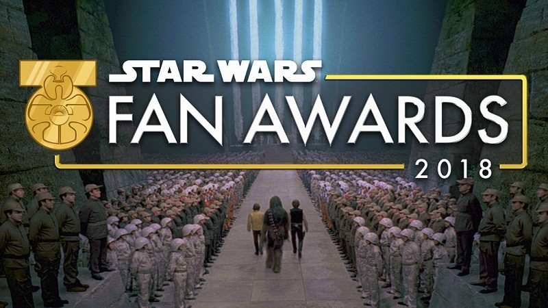 Star Wars Fan Awards 2018: tutti i vincitori e le loro opere