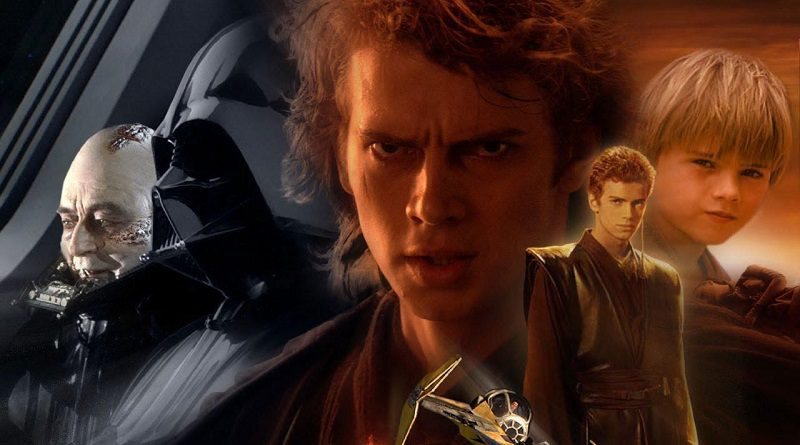 darth vader anakin skywalker star wars