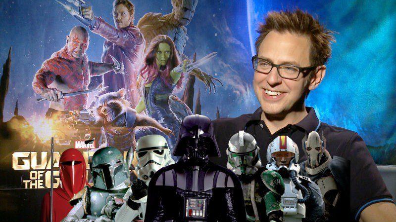 """James Gunn: """"Fan di Star Wars andate in terapia! La saga non vi appartiene"""""""