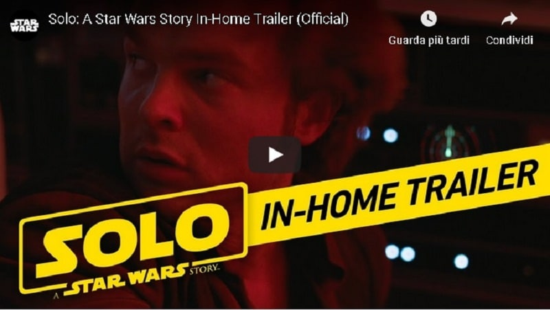 Solo: A Star Wars Story. Ecco le 8 scene tagliate che troveremo nel DVD/Blu-ray