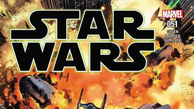 """Star Wars 51, guarda le tavole in anteprima della nuova """"saga epocale"""""""