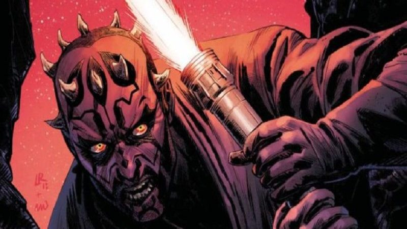 Star Wars Age Of Republic Darth Maul 1 marvel comics