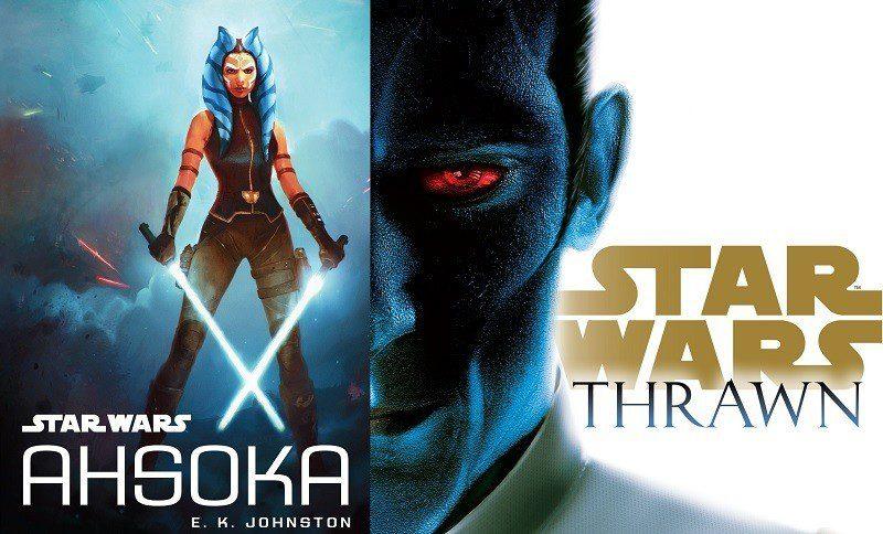 Star Wars: Ahsoka e Thrawn. Tutto sui nuovi libri annunciati da Mondadori