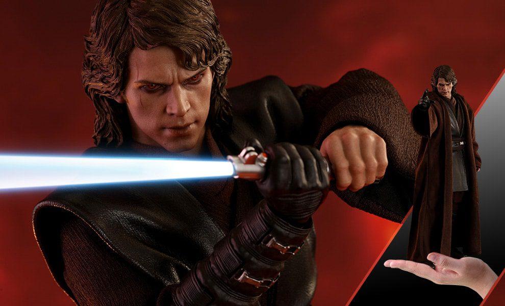 Star Wars: confermato il fato della spada laser di Anakin Skywalker