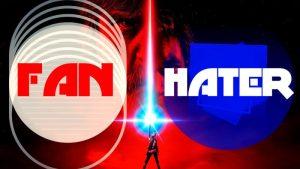 star wars fan hater