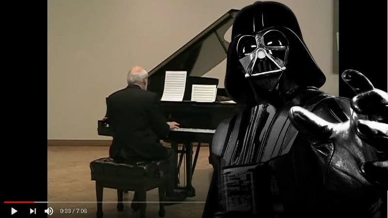 Star Wars: La Marcia Imperiale suonata in stile Beethoven è da brividi (VIDEO)
