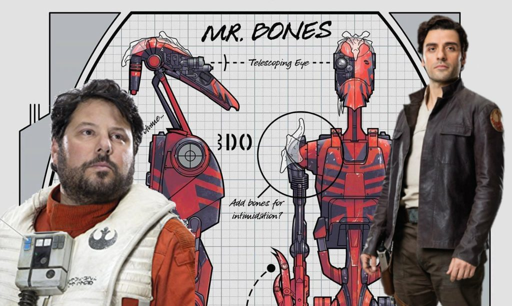 star wars mr bones foto