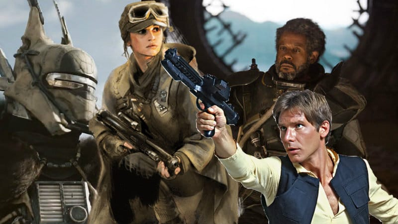 Rogue One & Solo: rivelata un'importante connessione per Star Wars