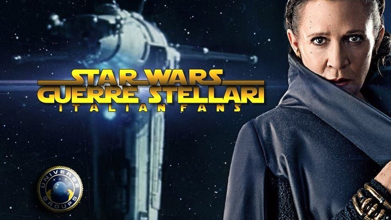 Gruppi Facebook: Star Wars - Guerre Stellari - Italian Fans (intervista)