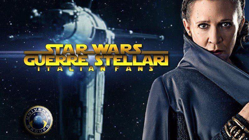 star wars guerre stellari italian fans gruppo facebook