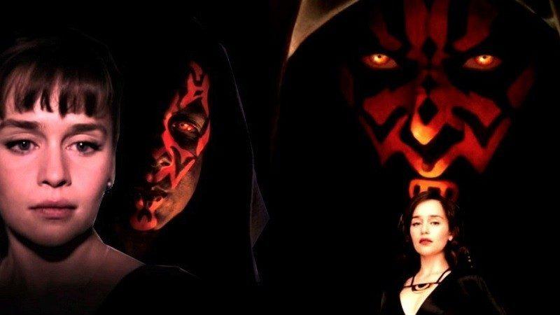 star wars maul qi'ra libro solo emilia clarke Rumor Star Wars