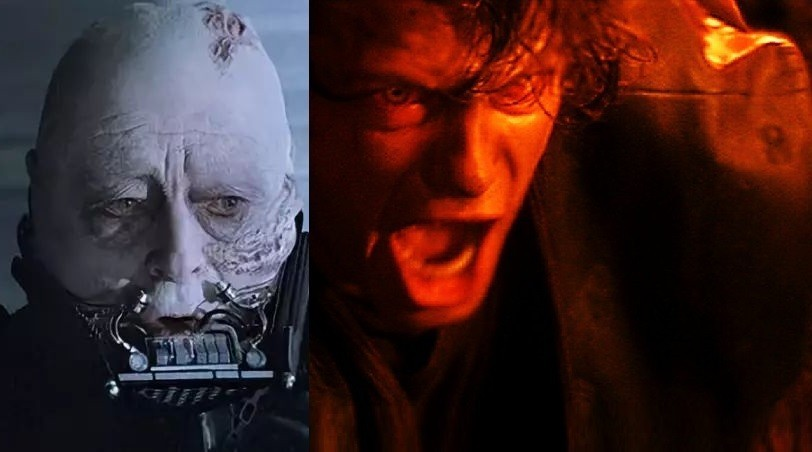 star wars ritorno dello jedi anakin skywalker la vendetta dei sith sincronia
