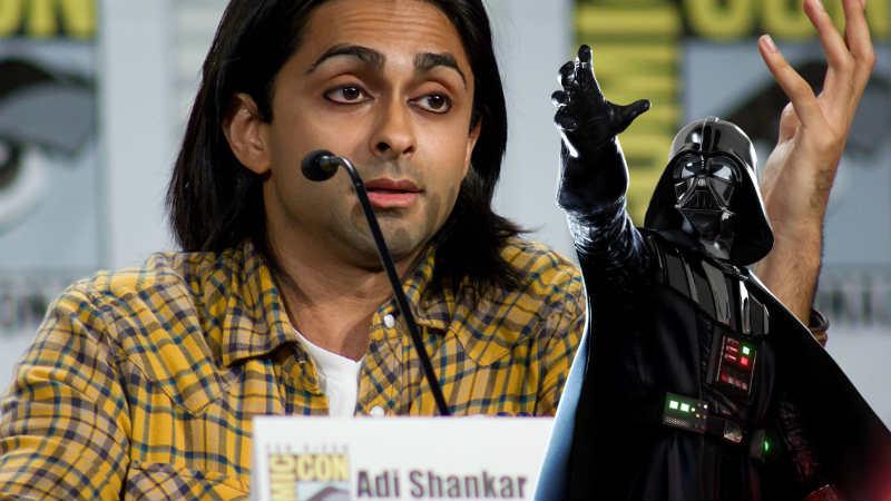 Adi Shankar Star Wars