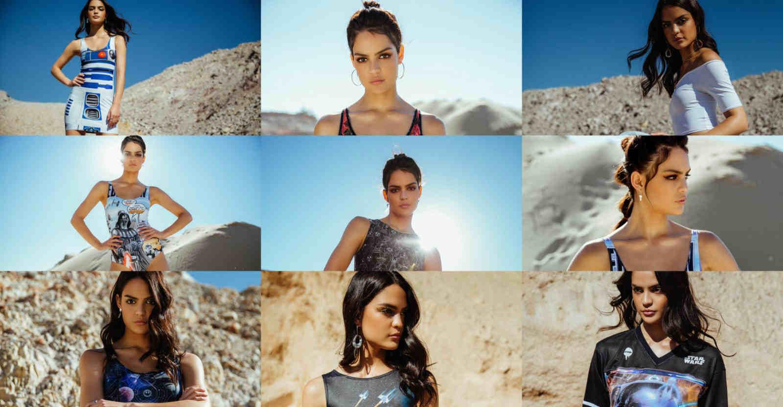 Star Wars BlackMilk: la nuova collezione di abiti da donna (FOTO)