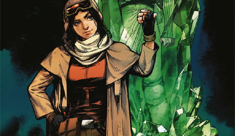 Star Wars Dottoressa Aphra 2 panini comics