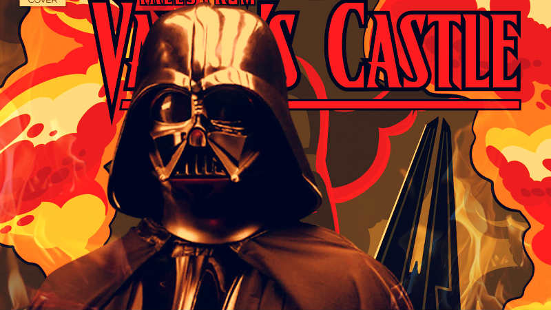 Star Wars Tales from Vader's Castle #1. Abbiamo le tavole in anteprima!
