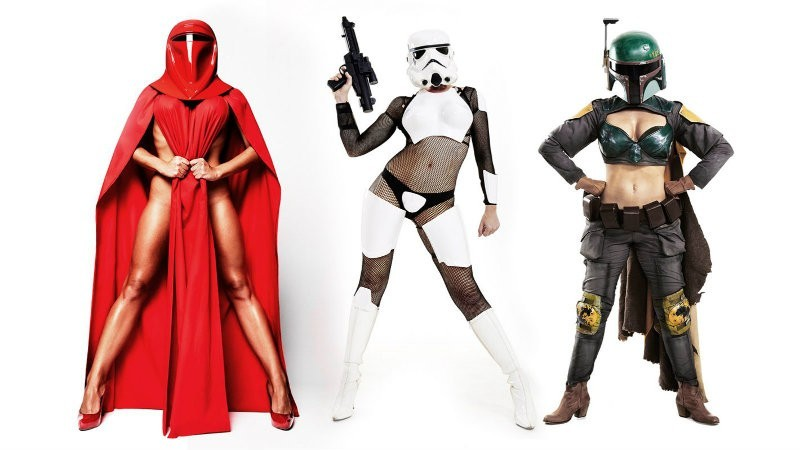 The Empire Strips Back: lo show burlesque su Star Wars