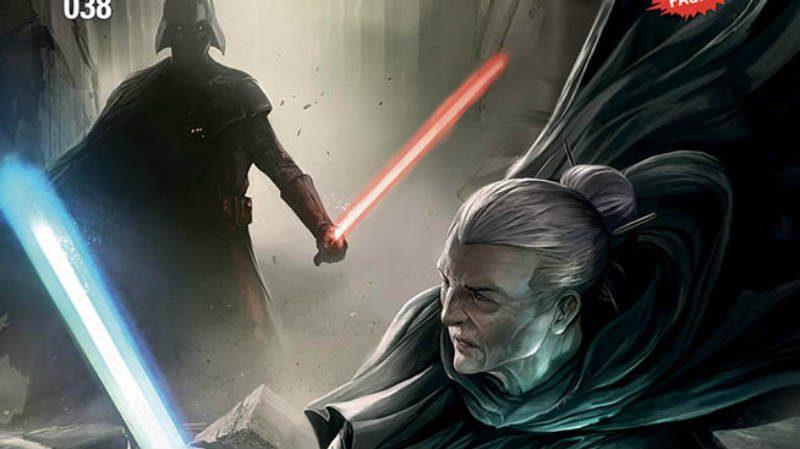 Darth Vader 38 è in uscita. La descrizione ufficiale delle storie