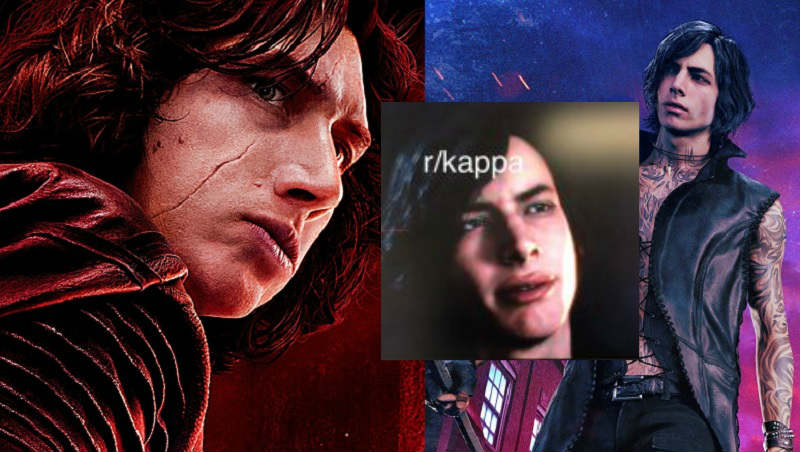 Devil May Cry 5: V ispirato da Kylo Ren di Star Wars? La risposta