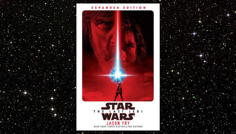 Star Wars Gli Ultimi Jedi: è in libreria l'Edizione Ampliata (Mondadori)